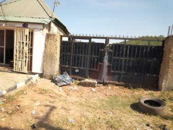 Empty Plot of 600sqm Fenced with Gate, Zone B, Resettlement, Apo, Abuja, Residential Land for Sale