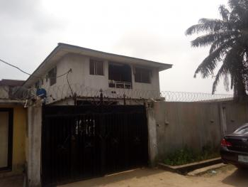 Building of Four Numbers of Three Bedroom with C of O, Egbeda, Alimosho, Lagos, Block of Flats for Sale