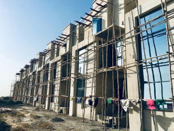 5 Bedroom Luxury Terraced Duplex, Plot 1082, F18  [opposite Gwarinpa Model City Gate/charley Boy], Dawaki, Gwarinpa, Abuja, Terraced Duplex for Sale