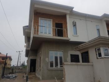 Lovely Brand New 4 Bedroom Semi Detached Duplex with Bq, Idado, Lekki, Lagos, Semi-detached Duplex for Sale