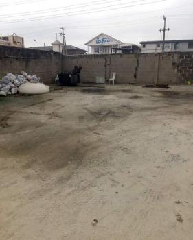 1000sqm of Land, Admiralty Road, Lekki Phase 1, Lekki, Lagos, Commercial Land for Rent