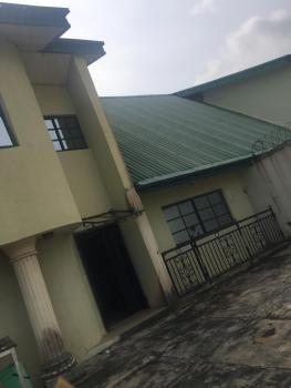 a Room Shared, Only Kitchen, Balogun Street, Opposite Fara Park Estate, Sangotedo, Ajah, Lagos, Self Contained (single Rooms) for Rent