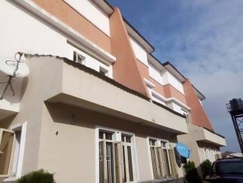 Luxurious Three Bedroom Duplex, Oakland Estates, Sangotedo, Ajah, Lagos, Detached Duplex for Rent