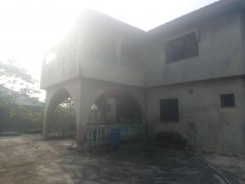 Old 4 Bedroom Duplex with C of O, By Car Wash, Ebute, Ikorodu, Lagos, Detached Duplex for Sale