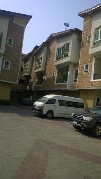 4 Bedroom Terraced with Bq, Updc Estate Road, Lekki Phase 1, Lekki, Lagos, Terraced Duplex for Sale