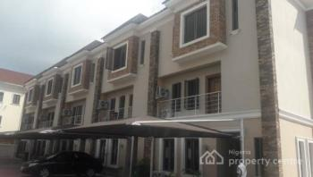 Luxury Serviced 4 Bedroom Terrace Duplex + Bq, Off Kusenla Road, Ikate Elegushi, Lekki, Lagos, Terraced Duplex for Rent