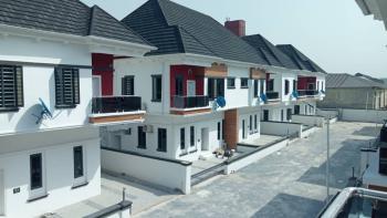 Brand New Luxury 4 Bedrooms Terrace Duplex, Chevron, Lekki, Lagos, Terraced Duplex for Sale