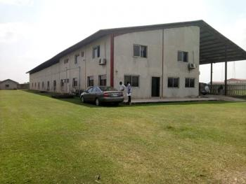 16,000ft2 Warehouse with Offices and Staff Quarters, Lagos Ibadan Expressway, Opic, Berger, Arepo, Ogun, Warehouse for Rent