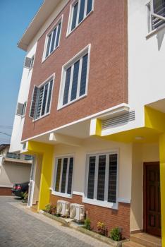 Fully Furnished Luxury 4 Bedroom Terraced Duplex with Bq, Wemambod Estate, Ikeja, Lagos, Terraced Duplex Short Let