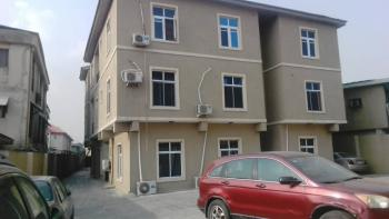 Lovely Spacious 3 Bedroom All Rooms En Suite Flat, Oyadiran Estate, By Commercial Avenue, Sabo, Yaba, Lagos, Flat for Rent
