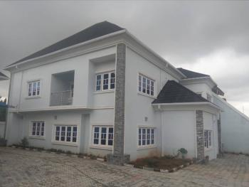 Fantastic 8 Bedrooms Semi Detached House with a Room Bq, and a Swimming Pool, Jabi, Abuja, Semi-detached Duplex for Sale
