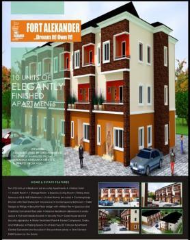 4 Bedroom Terrace Duplex with Bq on 2floors, Ogombo, Ajah, Lagos, Semi-detached Duplex for Sale