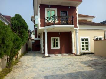 Well Renovated  Four (4) Bedroom Semi Detached Duplex, Agungi, Lekki, Lagos, Semi-detached Duplex for Rent