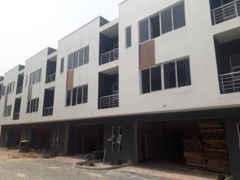 Tastefully Finished 3 Bedroom Terrace Duplex with Facilities, Osapa, Lekki, Lagos, Terraced Duplex for Sale