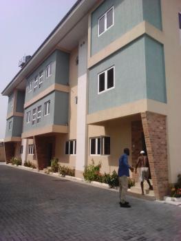 4  Bedroom Terraced with Bq, Ikate Lekki Phase 1 Left Side, Lekki Phase 1, Lekki, Lagos, Terraced Duplex for Sale