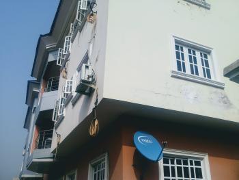 Nicely Built 3 Bedroom Flat, Osapa, Lekki, Lagos, Flat for Rent