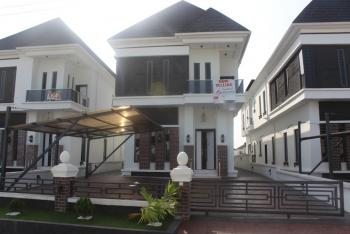 Luxury 5 Bedroom Detached Duplex with a Bq , Superb Fittings, Security Doors,  Its Located in Megamound Estate, Lekki, Lagos, Detached Duplex for Sale