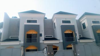 Brand New and Exquisitely Finished 4 Bedroom Terrace Duplex with Boys Quarter, Osapa, Lekki, Lagos, Terraced Duplex for Rent