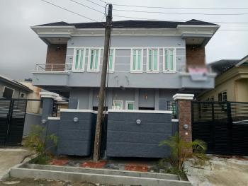 New and Nicely Finished 4 Bedroom Semidetached Duplex with a Room Bq, Ikota Villa Estate, Lekki, Lagos, Semi-detached Duplex for Sale