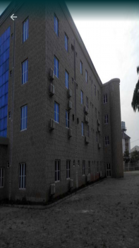 Luxury 80 Rooms Commercial Property, Nelson Mandela Street, Asokoro District, Abuja, Hostel for Sale