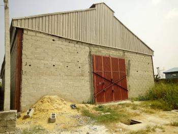 Warehouse on 522.464 Sqm Land, Obodo Ukwu Close, Canal Estate, Okota, Isolo, Lagos, Residential Land for Sale