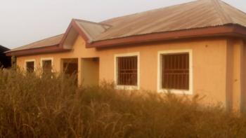 2 Units of 2 Bedroom Bungalow, Off Maraba Market, By Asa a College, Karu, Abuja, Detached Bungalow for Sale
