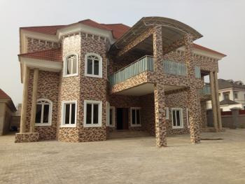 Newly Build 6 Bedroom Duplex with 4 Rooms Servant Quarters, Off Ibb Boulevard, Maitama District, Abuja, Detached Duplex for Rent