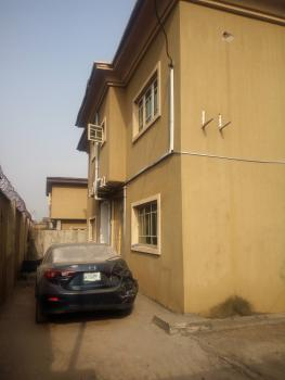 Clean 3 Bedroom Duplex, Ago Palace, Isolo, Lagos, Detached Duplex for Rent