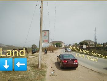 a Very Table and Strategically Located Corner Piece Plot of Land By The Tarred Road, Jubilation Avenue Road, Mpape, Abuja, Residential Land for Sale
