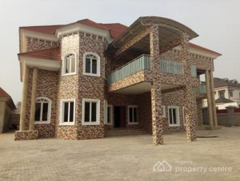 Brand New Luxury 6 Bedroom Ambassadorial Mansion with 2 Rooms Chalet, 2 Rooms Bq, Space for 25 Cars, Ideally for Embassy, Ngo, Vips, Maitama District, Abuja, House for Rent