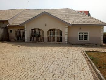 Tastefully Finished Well Located 3 Bedroom Semi Detached Bungalow with Guest Room, Wumba, Abuja, Semi-detached Bungalow for Rent