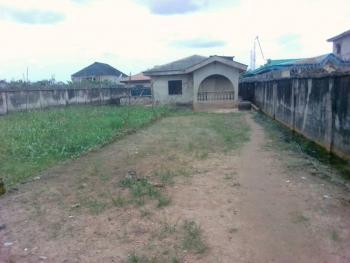 Standard 3 Bedroom on Full Plot, Akesan, Igando, Ikotun, Lagos, Detached Bungalow for Sale