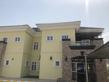 Brand New 4 Bedroom Duplex, Katampe, Abuja, Terraced Duplex for Sale