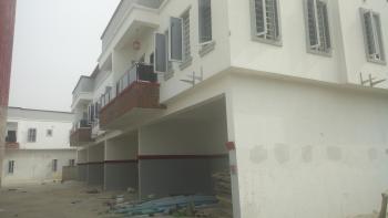 Luxury New Property, Lafiaji, Lekki, Lagos, Terraced Duplex for Sale