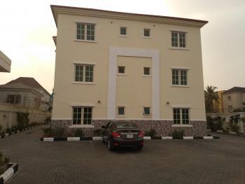 Serviced 3 Bedroom (all En Suite) Apartment with Bq, Fani Kayode Street, Ikeja Gra, Ikeja, Lagos, Flat for Rent