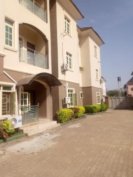 Luxury 3 Bedroom Flat with 1 Room Bq, By Living Faith Church, Jahi, Abuja, Flat for Rent