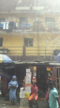 3 Storey Building Property, 23 Daddy Alaja Street, Balogun, Marina, Lagos Island, Lagos, House for Sale