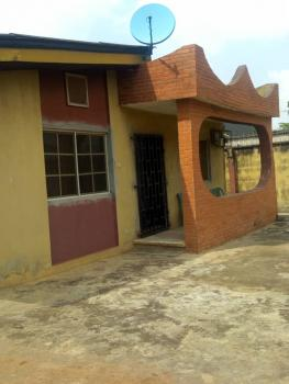 4 Bedroom Bungalow with a Mini Flat, Adewale Adenuga Street, Ejigbo, Lagos, Detached Bungalow for Sale