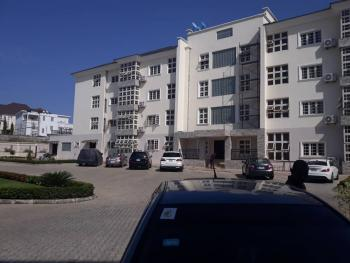 Luxury 3 Bedrooms Apartment with 1 Room Bq, 24/7 Light, Ac, Swimming Pool, Katampe Extension, Katampe, Abuja, Flat for Rent