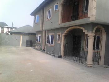 Executive Newly Built 3 Bedrooms in Ojodu, Catholic Church, Ojodu, Lagos, Flat for Rent