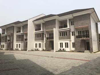 Highly Exquisite Luxury 4 Bedroom Terraced with 2 Rooms Bq , 24 Hours Power, Swimming Pool and Gym, Bourdillion, Old Ikoyi, Ikoyi, Lagos, Terraced Duplex for Rent