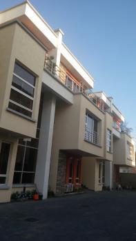 Luxury High End 4 Bedroom Terrace Duplex, Off Palace Way, Oniru, Victoria Island (vi), Lagos, Terraced Duplex for Sale