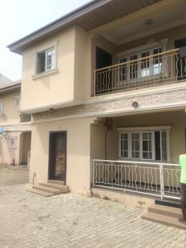 4 Units of 3 Bedroom Flats with Bq, Lekki Palm Estate, Ajah, Lagos, Block of Flats for Sale