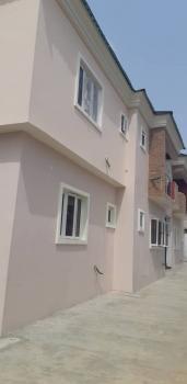 a Fantastically Built Brand New House 3 Bedrooms Flat, All Rooms En Suite with Visitors Toilets, Spacious Rooms, Olowora, Ojodu, Lagos, Flat for Rent