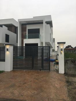 5 Bedroom Luxurious House with Bq at Pinnock Beach Estate Osapa Lekki, Pinnock Beach Estate, Osapa, Lekki, Lagos, Detached Duplex for Sale