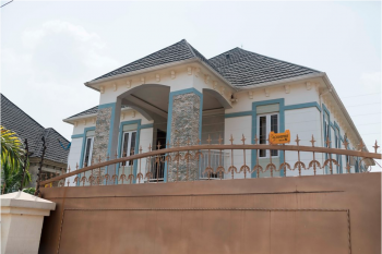 Palatial 5 Bedroom Mansion with 2 Bedrooms Guest Chalet, Andikan Beulah Estate, Kafe, Abuja, Detached Duplex for Sale