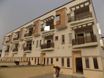 Magnificent 4 Bedroom Luxury Terraces Duplex with a Domestic Room, Thomas Estate, Ajah, Lagos, Terraced Duplex for Sale