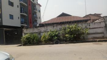 Bungalow on a Plot of Land, Maye Street, By Commercial Avenue, Behind Ozone Cinemas, Sabo, Yaba, Lagos, Detached Bungalow for Sale