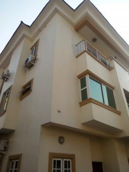 Luxury 4 Bedroom Semi Duplex + Bq, Lekki Phase 1, Lekki, Lagos, Semi-detached Duplex for Rent