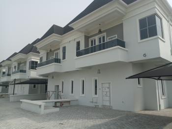 4 Bedroom Luxury Duplex, Chevron Road, Along Alternative Route, Chevy View Estate, Lekki, Lagos, Semi-detached Duplex for Rent